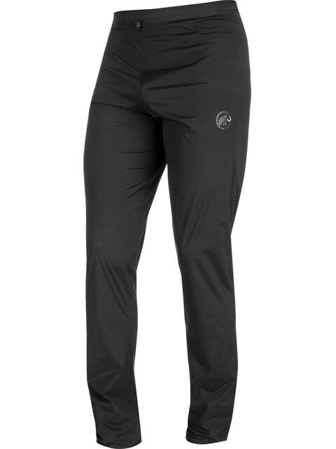 Mammut Rainspeed - Pantalones de Trekking Hombre - negro